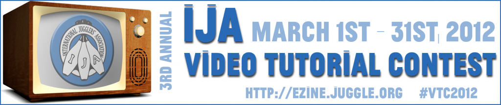 Video Tutorial Contest 2012
