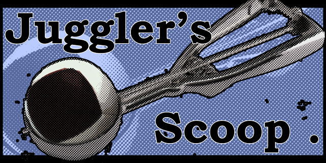 jugglers scoop NEW