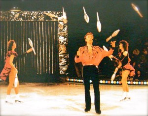 Sergej Lisenkow Troupe - Moscow Circus on Ice - 1989