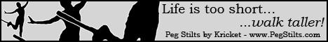 Peg Stilts