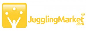 Juggling Market Logo