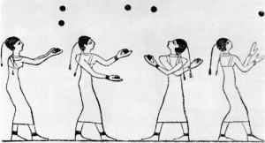 egyptjuggling