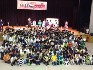 WJD - Osaka, Japan