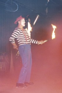 Matt Mime Torches 2
