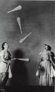 Mongadors-NenetteandAnne1954