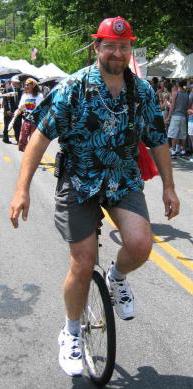 DrewBob-on-unicycle