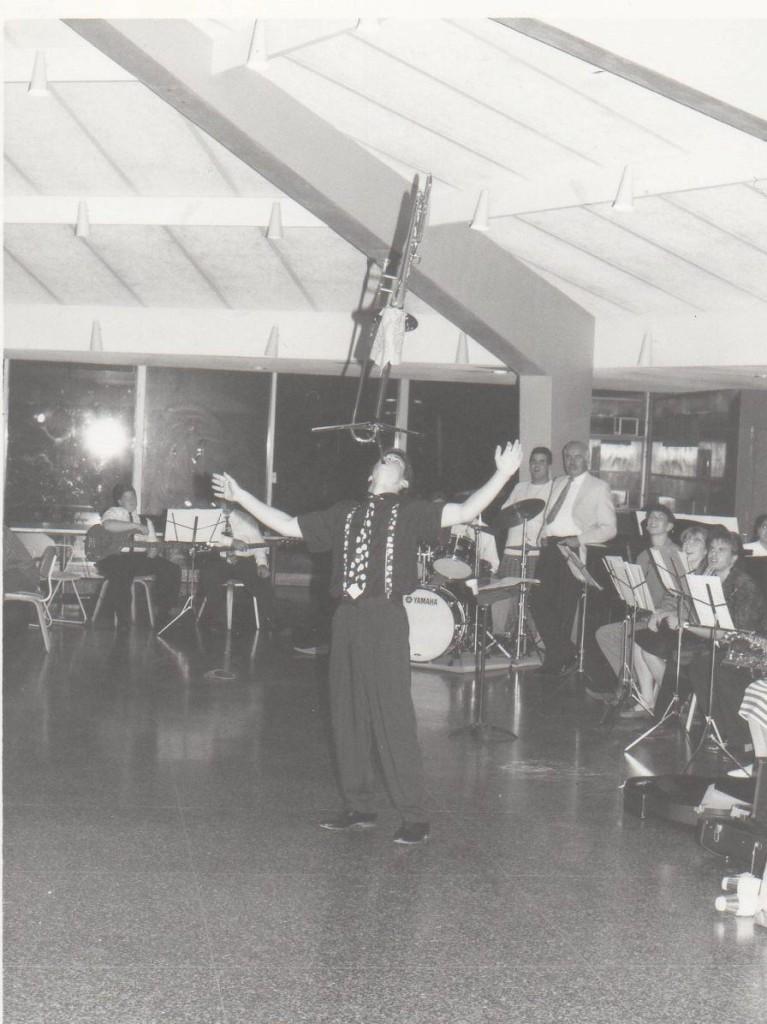 1991 J Rosenberg - Balancing Trombone