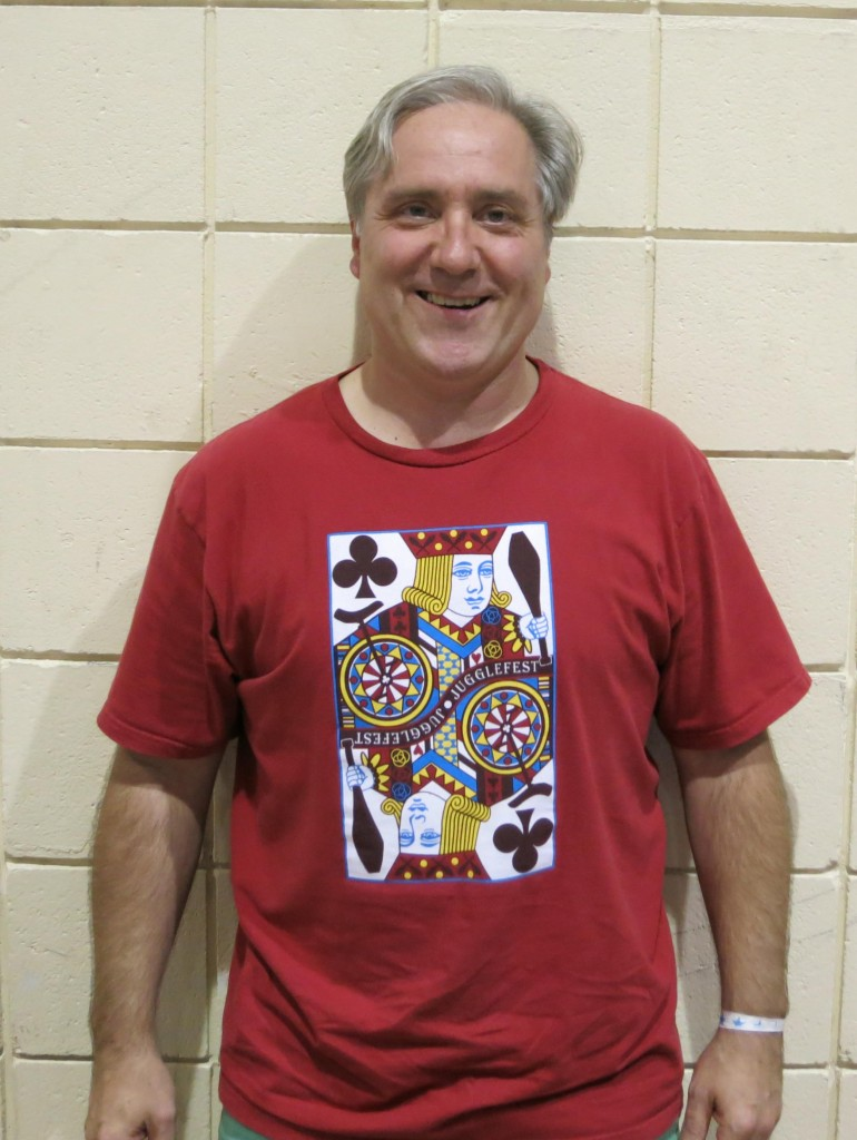 IJA 2016 Festival Director, Jim Maxwell