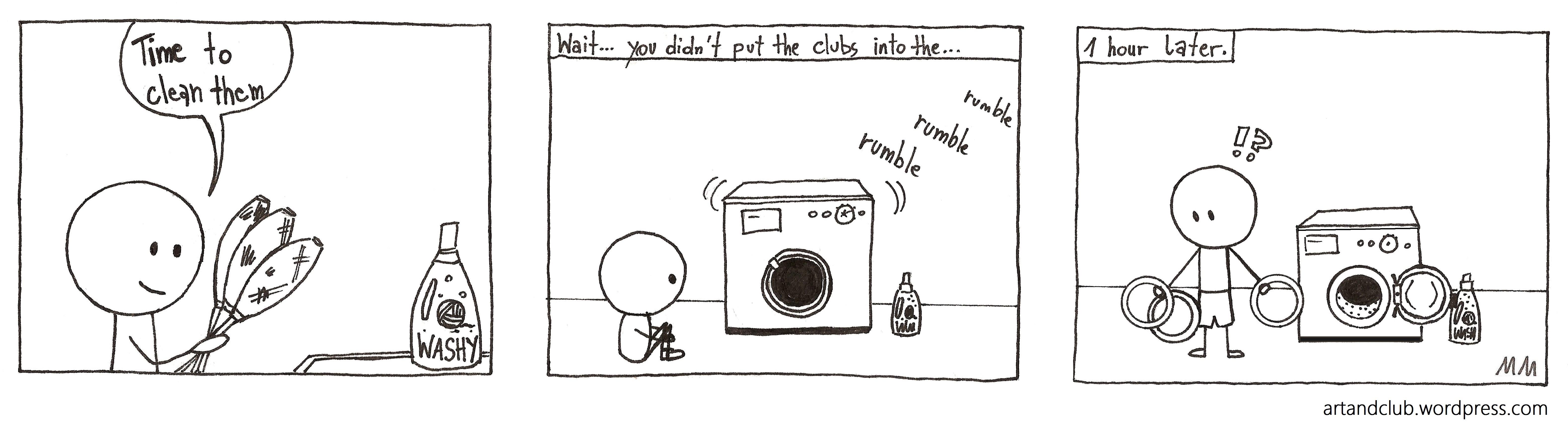 Clean Clubs - komprimiert