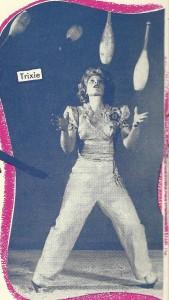 Trixie - 1945 - 4 Clubs